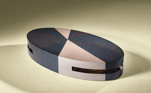 LUISA PEIXOTO DESIGN -  - Table Basse Ovale