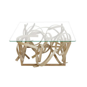 LIMELO -  - Table Basse Carrée