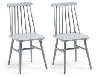 MyCreationDesign - angeles gris - lot de 2 - Chaise