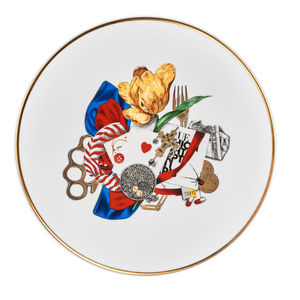 ANIMAL FABULEUX -  - Assiette Plate