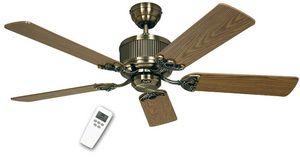EVT/ Casafan - Ventilatoren Wolfgang Kissling - ventilateur de plafond dc 132 cm, eco elements ma, - Ventilateur De Plafond