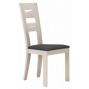 Girardeau - chaise chêne macao - Chaise