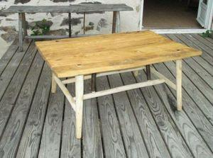 ALAIN DUPASQUIER -  - Table Basse Rectangulaire