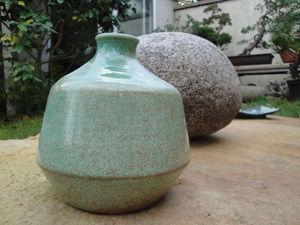 SABINE BESNARD CERAMIQUE -  - Vase À Fleurs