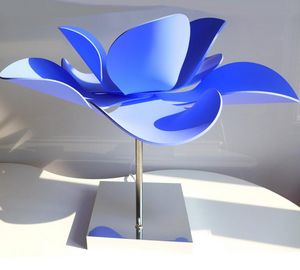 BLOOMBOOM - mood in blue - Lampe À Poser