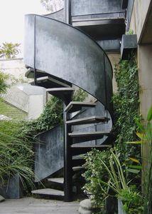 Arzinc -  - Escalier Hélicoïdal