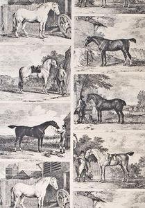 Lewis & Wood -  - Papier Peint