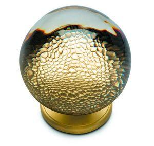 Haute Deco - nappa coupole doorknob gold - Bouton De Porte