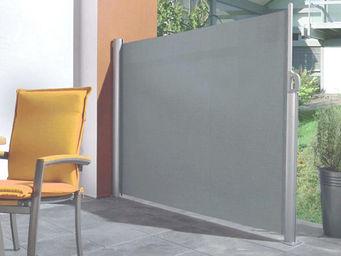 Imagin - paravent rétractable 3 mètres anthracite - Paravent