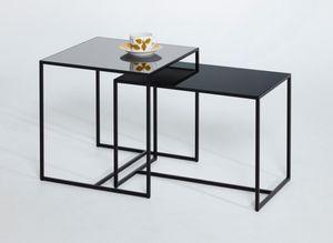 Deknudt Mirrors -  - Table Basse Rectangulaire