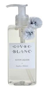 Amelie et Melanie - givre blanc - Savon Liquide