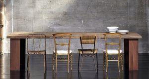 Elitis -  - Table De Repas Rectangulaire