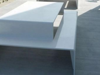 MoodbyAce -  - Table De Jardin