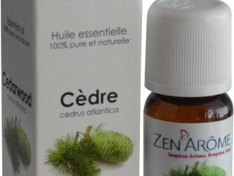 ZEN AROME - huile essentielle de cèdre - Huiles Essentielles