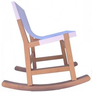 HAPPY OBJETS -  - Rocking Chair