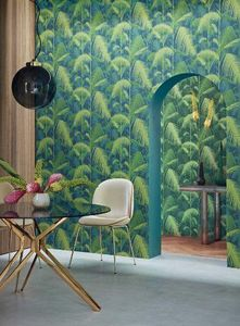 Cole & Son - palm jungle - Papier Peint