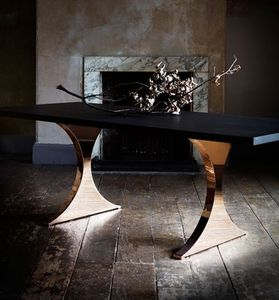 Tom Faulkner - paris - Table De Repas Rectangulaire