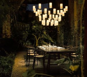 ANTONI AROLA - cirio chandelier - Suspension