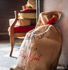 MAPLUSBELLEDECO -  - Sac Père Noël