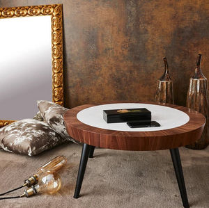 AMA DESIGN - noble - Table Basse Ronde