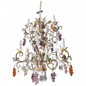 ALAN MIZRAHI LIGHTING - qz1156 louis xv style - Chandelier