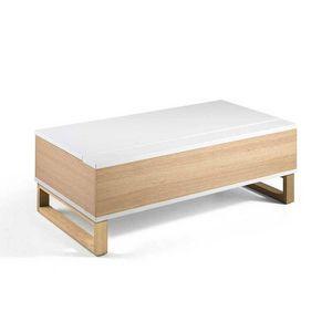 TOUSMESMEUBLES - table basse bar 1410623 - Table Basse Bar