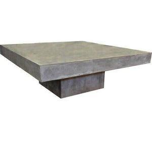 Mathi Design -  - Table Basse Carrée