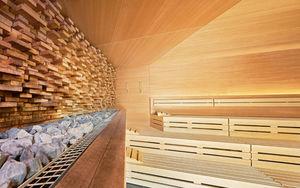GUNCAST SWIMMING POOLS -  - Sauna