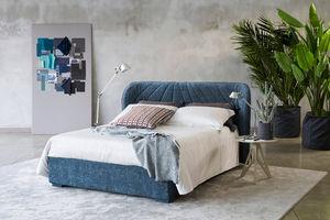 Milano Bedding - victoria bleu - Lit Double