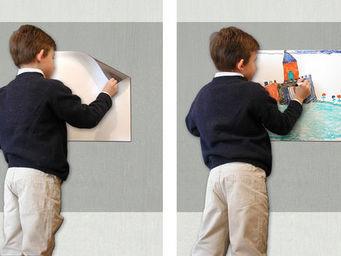 Magnetude - tableau blanc magn�tique amovible - Magnet