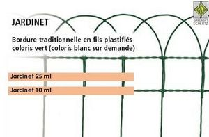 Grillages Schertz - jardinet - Bordure De Jardin