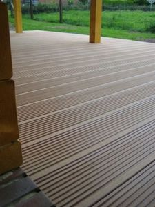 Werzalit -  - Plancher De Terrasse