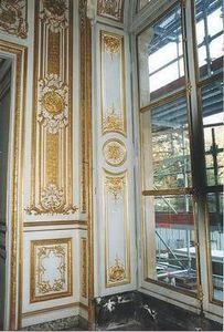 Ateliers Perrault Freres -  - Boiserie