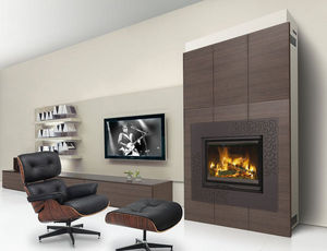 Dovre France - 2180 cbgd - Foyer De Chemin�e � Porte Escamotable