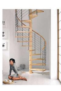 SK-SYSTEME - diable c1400 - Escalier Hélicoïdal