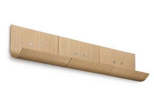 Vinnomio - horizontal roble - Range Bouteilles