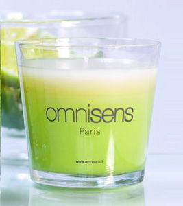 OMNISENS  - bougie parfumée - Bougie Parfumée