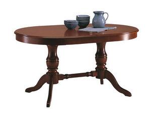 SELVA -  - Table De Repas Ovale