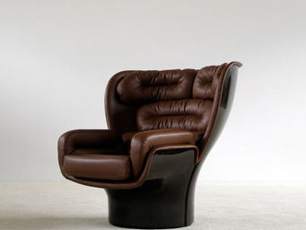 FURNITURE-LOVE.COM - elda lounge chair joe colombo - Fauteuil