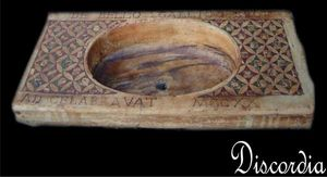 OCHRA COLLECTION - discordia - Lavabo