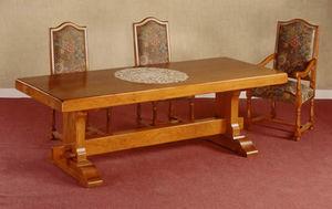 Louis Charles Hugon -  - Table Monast�re