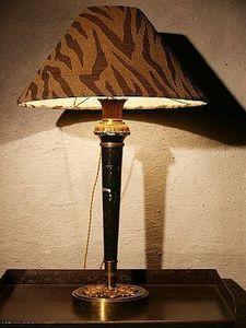 Au Réveil du Temps -  - Lampe À Poser
