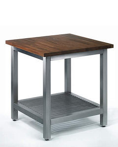 Meyer Stahlmobel - set - Table D'appoint