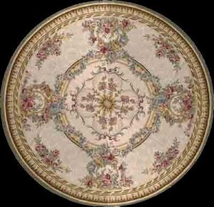 French Accents Rugs & Tapestries -  - Tapis Traditionnel