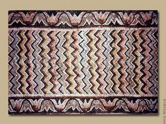 Sienna Mosaica -  - Tapis De Mosaique