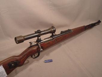LE HUssARD - carabine k98 tireur elite - Carabine Et Fusil