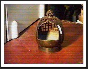ACI Antiquités -  - Lanterne D'intérieur