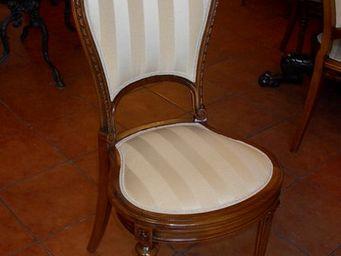 ANTIQUARIATO A. A. ZANNA -  - Chaise