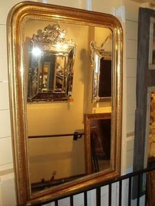 Jacque's Antiques -  - Miroir
