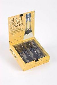 KOALA INTERNATIONAL - clasico - Bouchon À Champagne